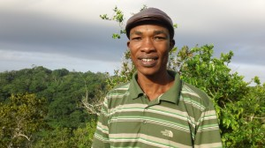 Ronald Wanyonyi - owner of Diani Express Adventure Safaris