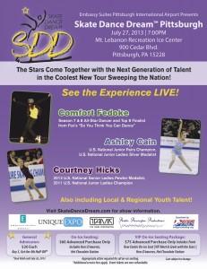 Skate, Dance, dream Pittsburgh