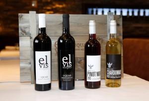 Elvis Stojko QUAD wine