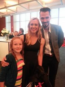 Isabelle, Shae-Lynn and Bohden Turok
