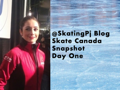 Skate Canada Snapshot – Day One