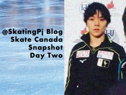 Skate Canada Snapshot – Day Two