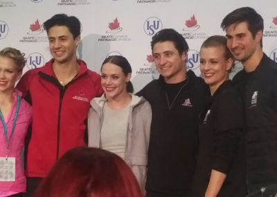 Ice Dance Leaders