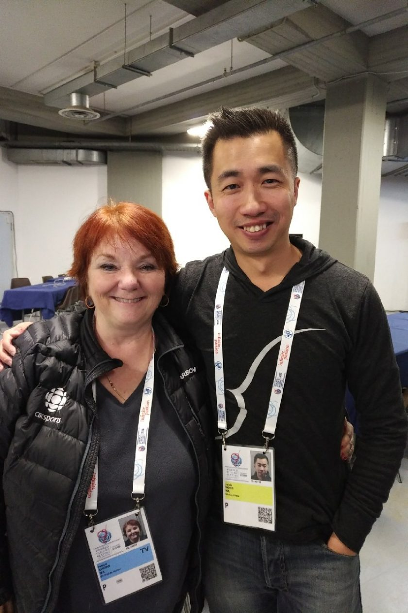 Getting it Right – A Conversation with Jackie Wong