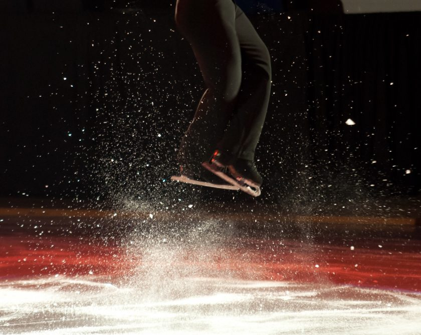 On the Ice or Off the Ice – that is the question